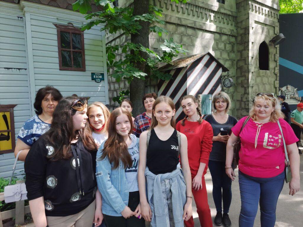 Екскурсія до міста Вінниці